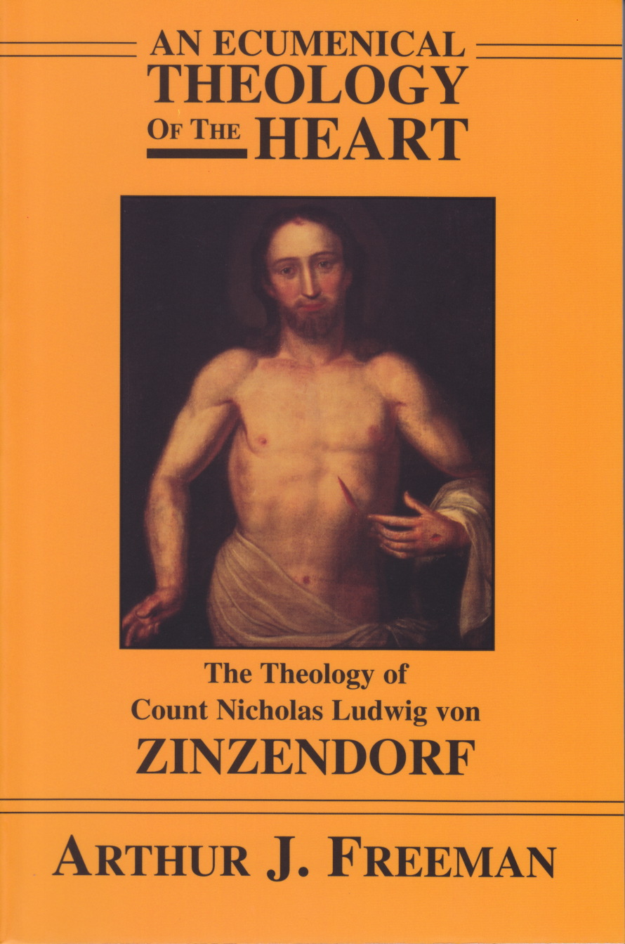 An Ecumenical Theology Of the Heart - Paperback Edition