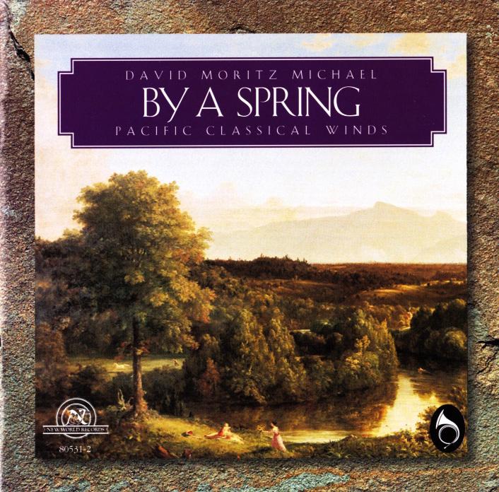 By A Spring - David Moritz Michael (1751-1827)
