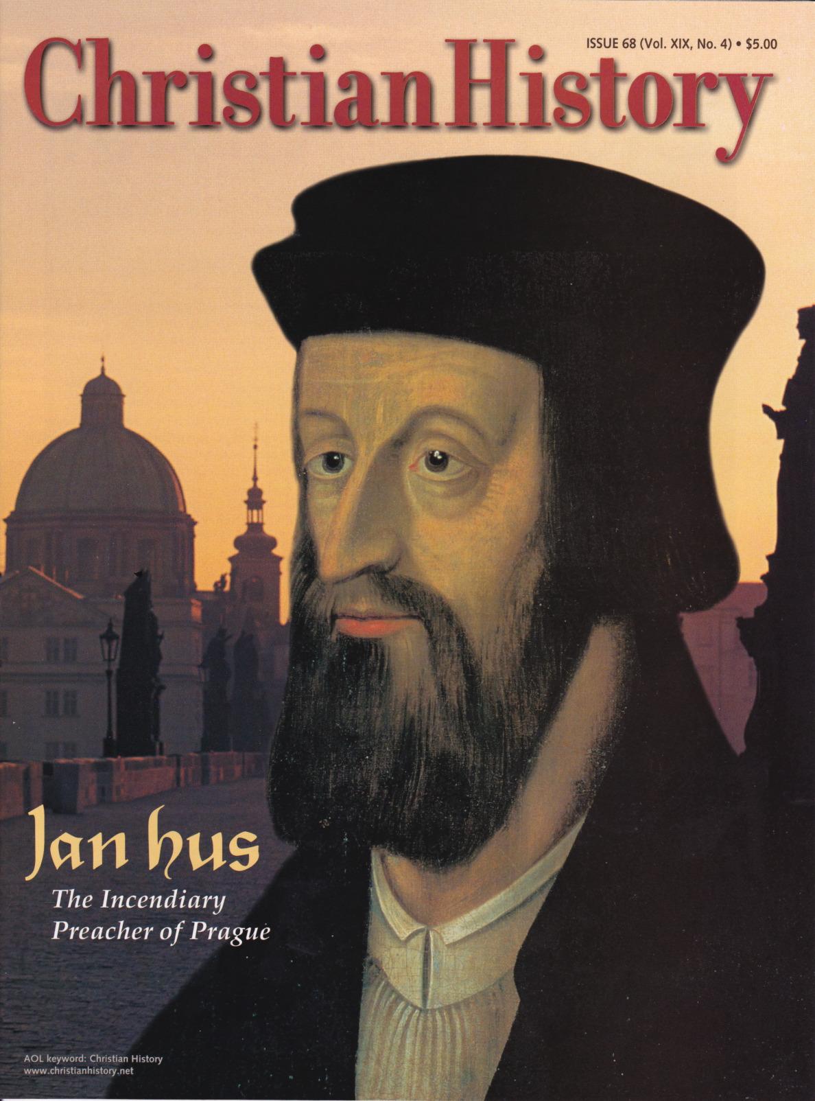 Christian History - Jan Hus