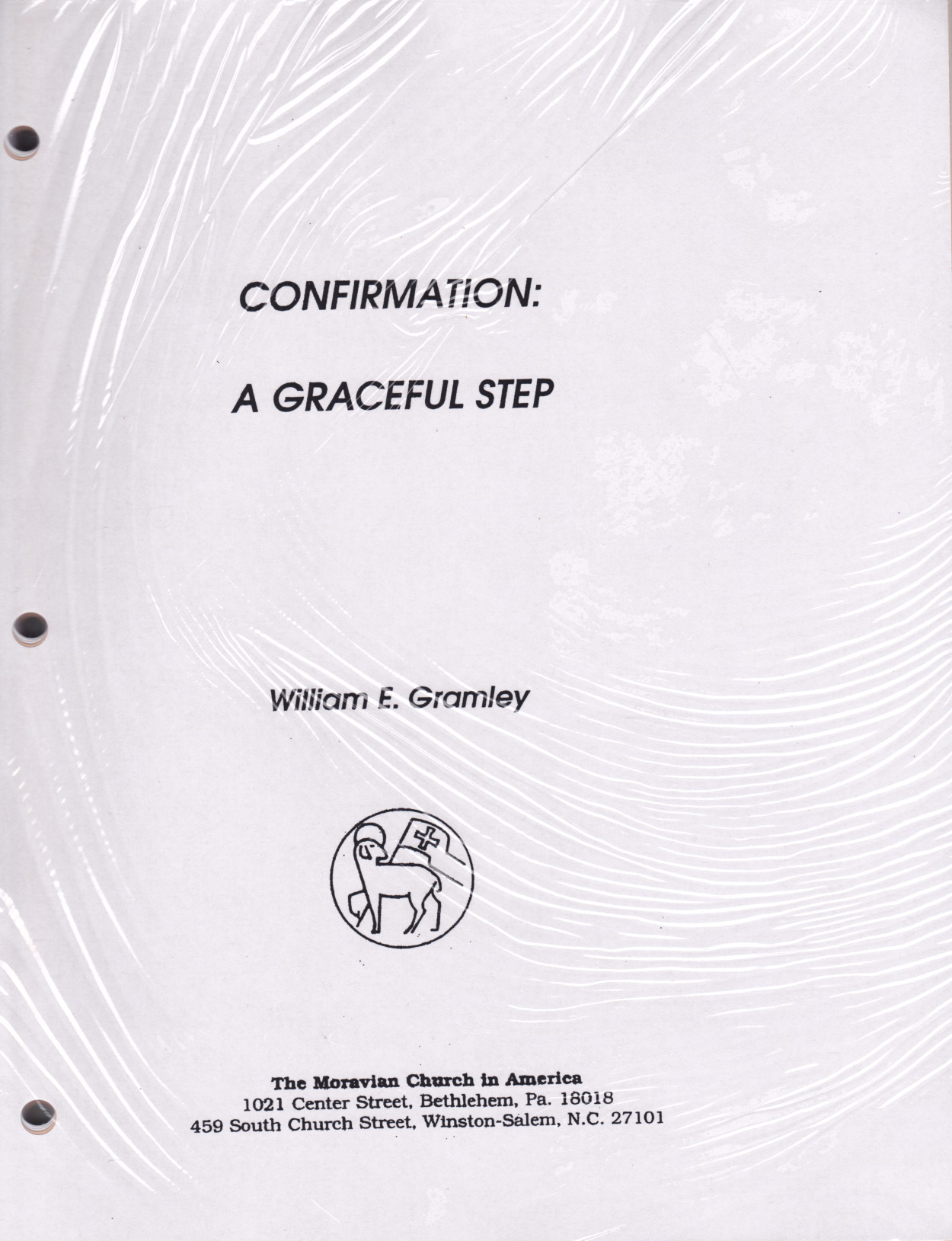 Confirmation: A Graceful Step