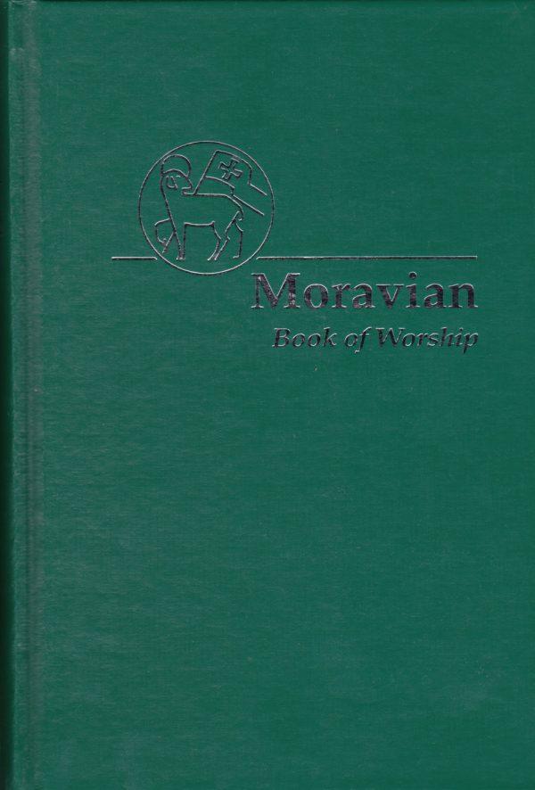 Moravian Book of Worship, Large Print Edition