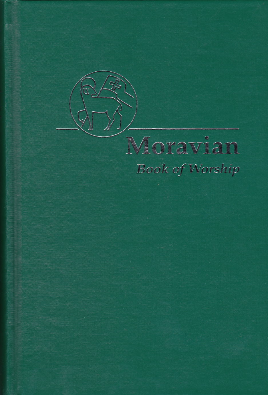 Moravian Book of Worship, Large Print Edition