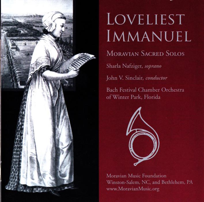 Loveliest Immanuel - Moravian Sacred Solos