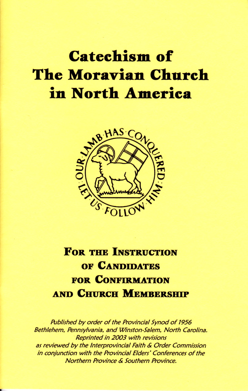 Moravian Catechism