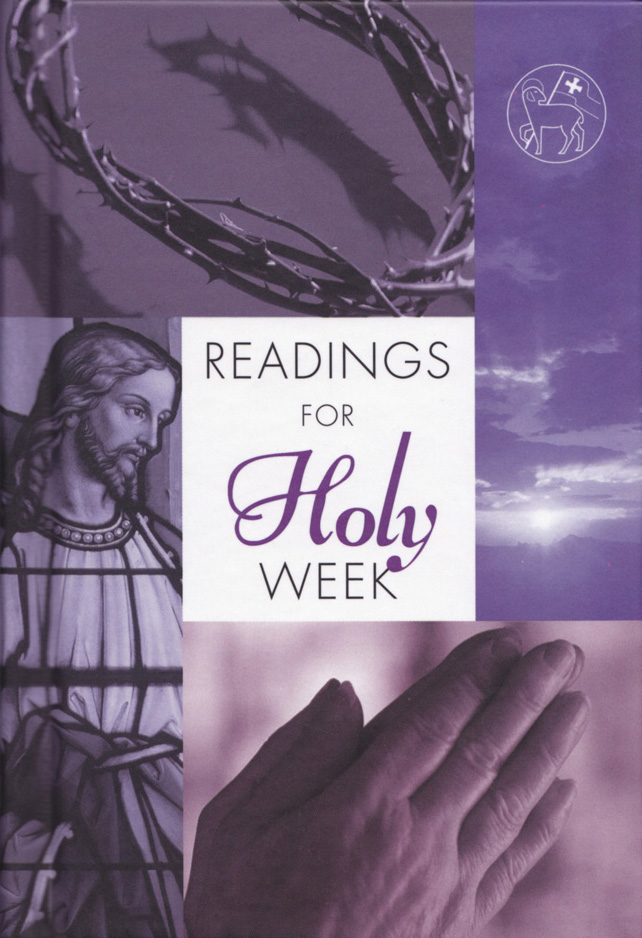 Readings for Holy Week, Regular Edition