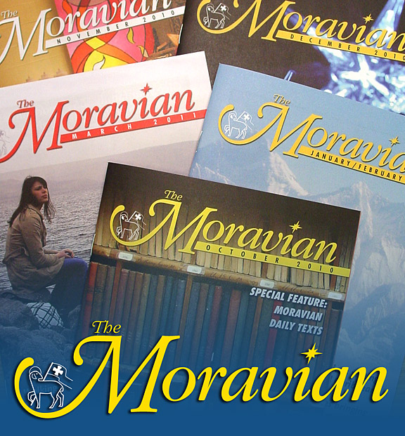 The Moravian Magazine, International Subscription