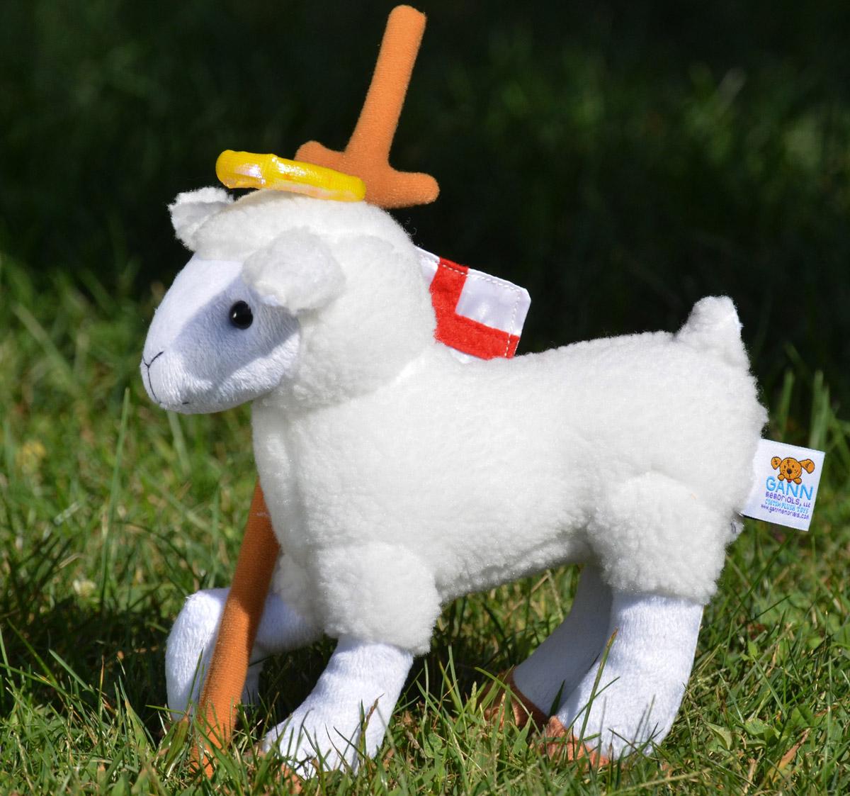 Conquering Lamb Plush