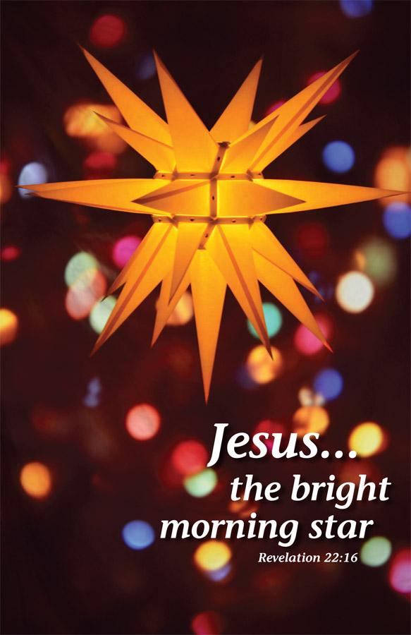 Advent Star Bulletin
