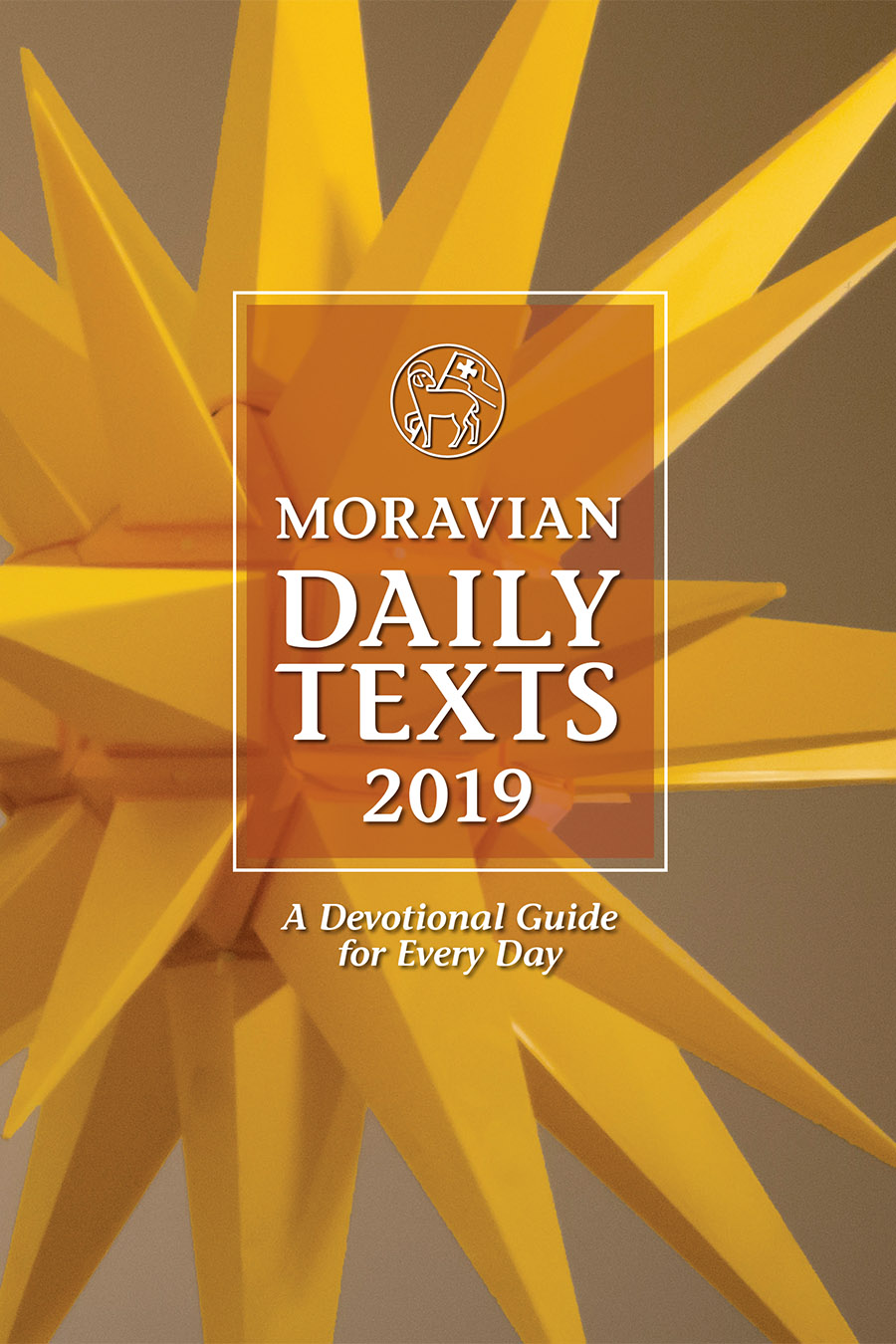 2019 moravian daily texts journal edition